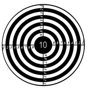 мишень пулевая стрельба
