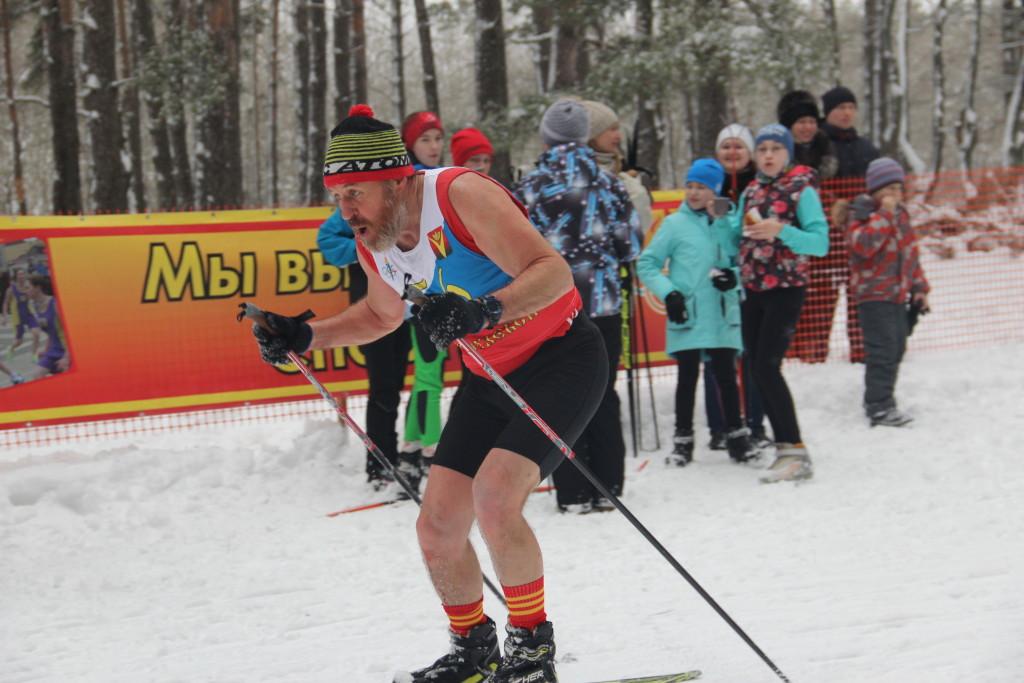 Лыжи.Кубок АО Борхиммаш2018 г. 160