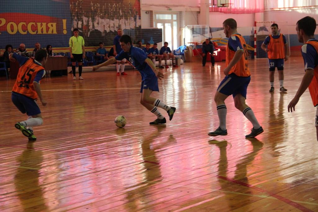 Футбол Химмаш-Сервис Юбилей 053