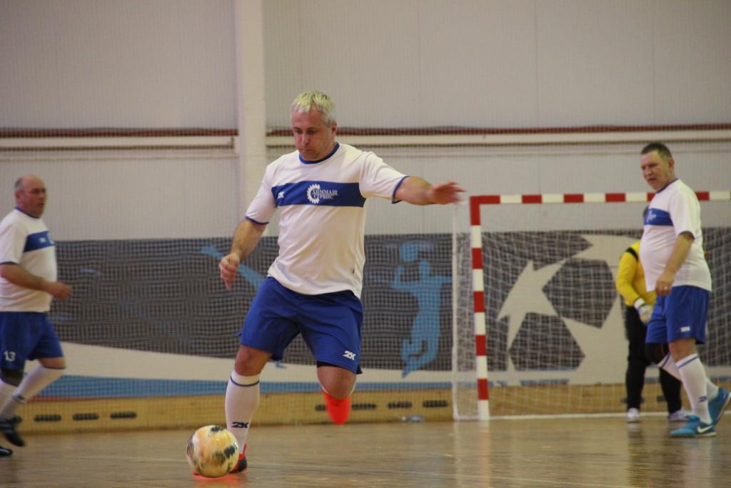 Футбол Химмаш-Сервис Юбилей 185