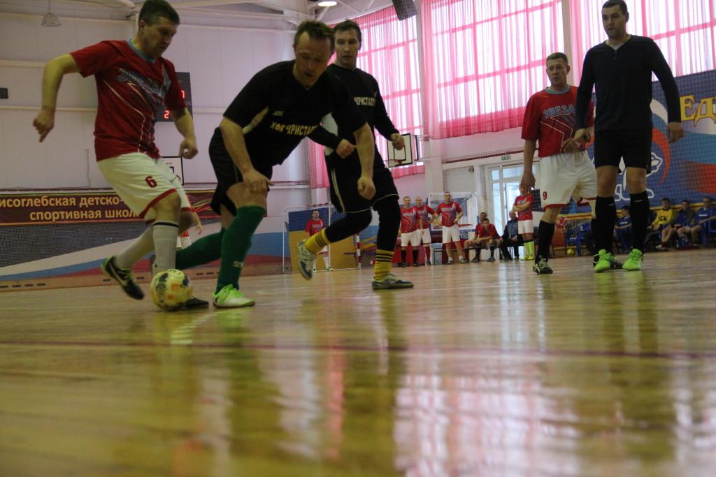 Футбол Химмаш-Сервис Юбилей 198