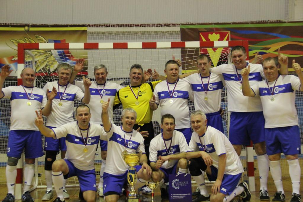 Футбол Химмаш-Сервис Юбилей 229