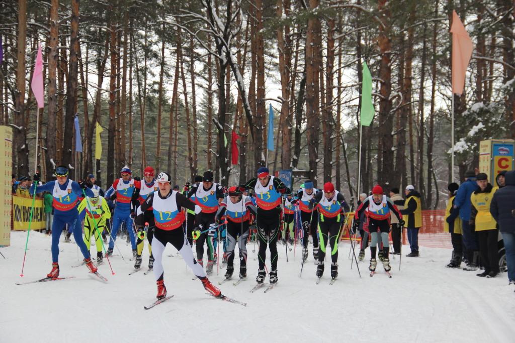 Лыжные гонки на кубок главы админ БГО ВО 051
