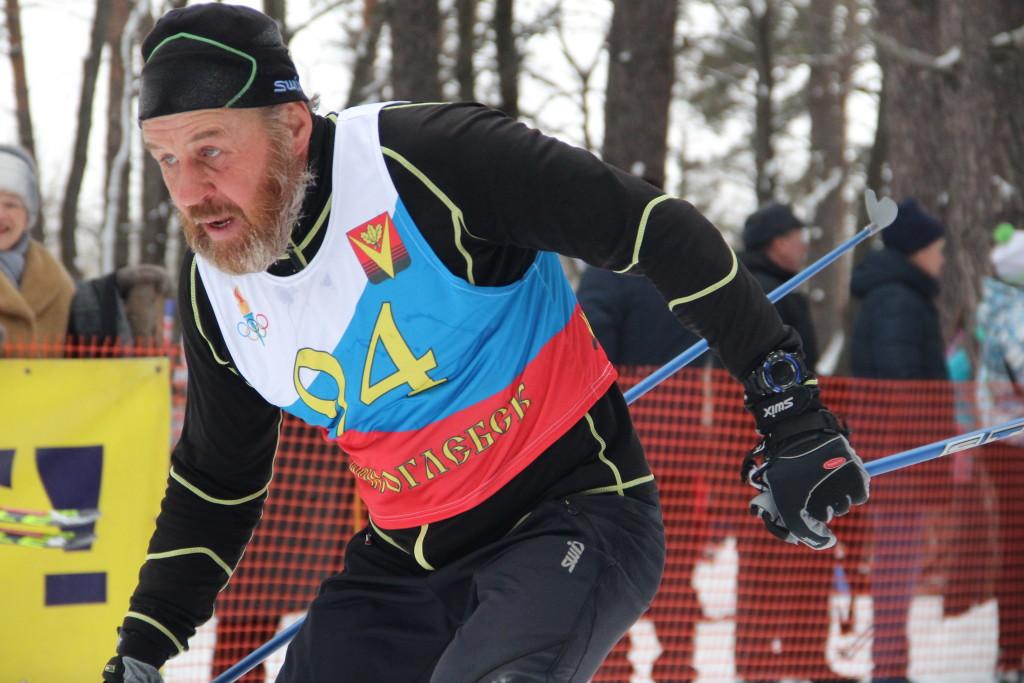 Лыжные гонки на кубок главы админ БГО ВО 249