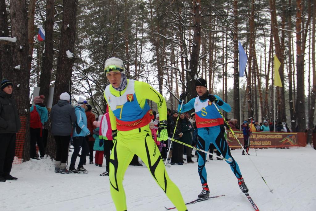 Лыжные гонки на кубок главы админ БГО ВО 316