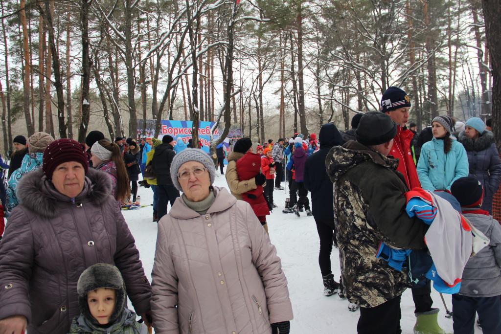 Лыжные гонки на кубок главы админ БГО ВО 347