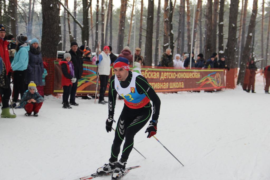 Лыжные гонки на кубок главы админ БГО ВО 350