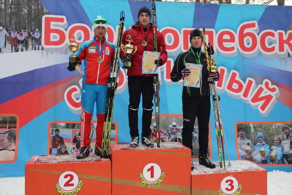 Лыжные гонки на кубок главы админ БГО ВО 391