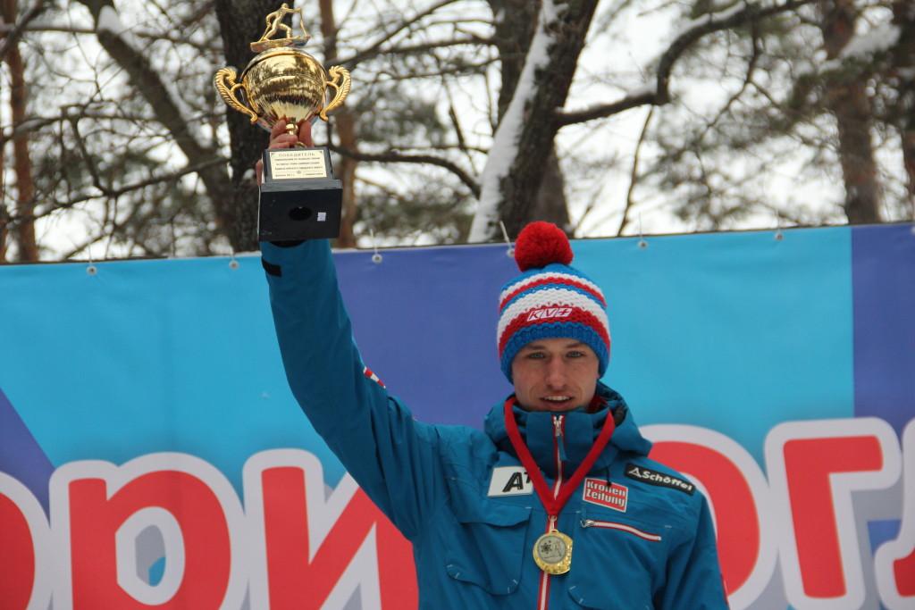 Лыжные гонки на кубок главы админ БГО ВО 399