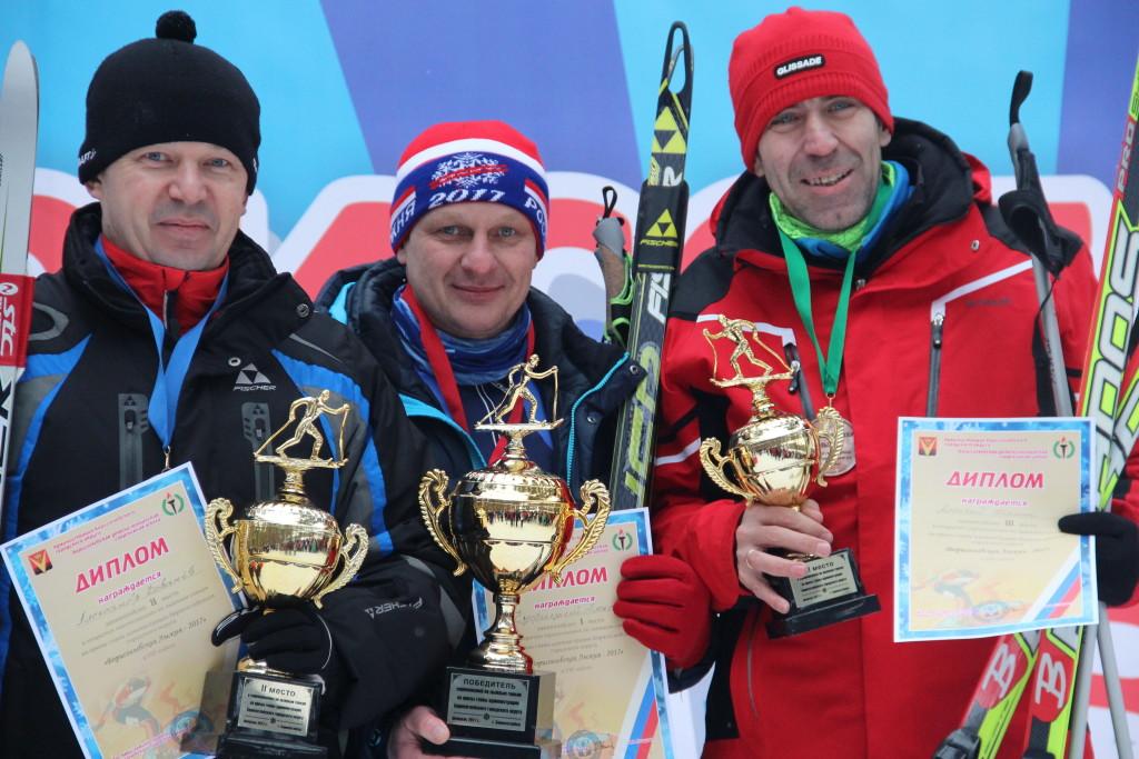 Лыжные гонки на кубок главы админ БГО ВО 404