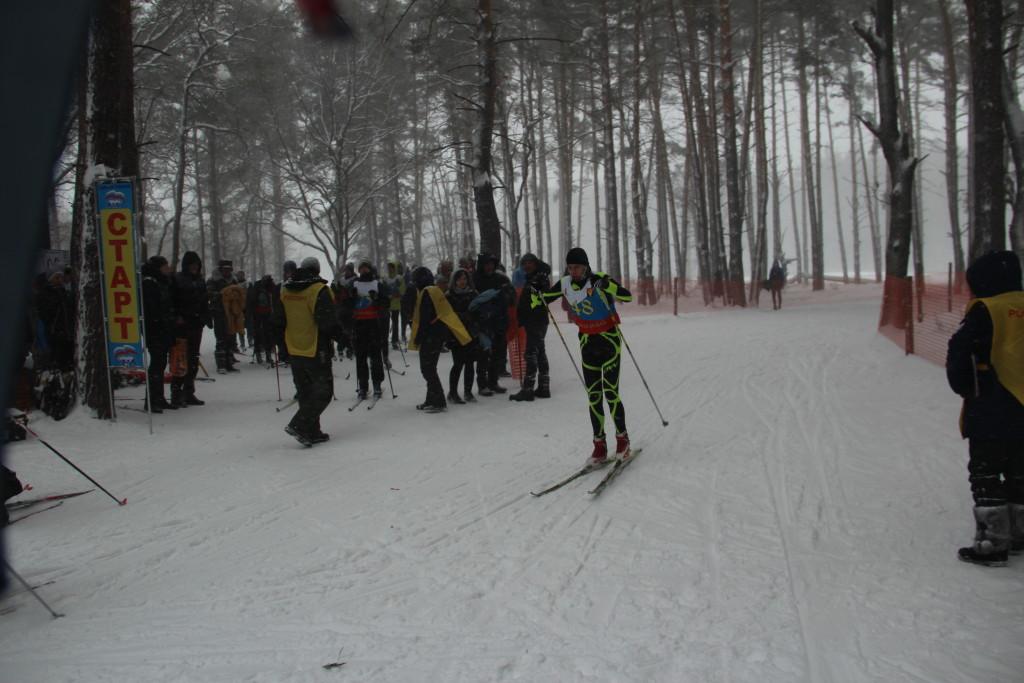 Лыжы ГТО 2017 248