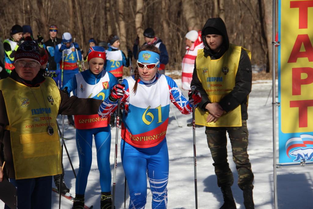Лыжи Закрытие сезона 006