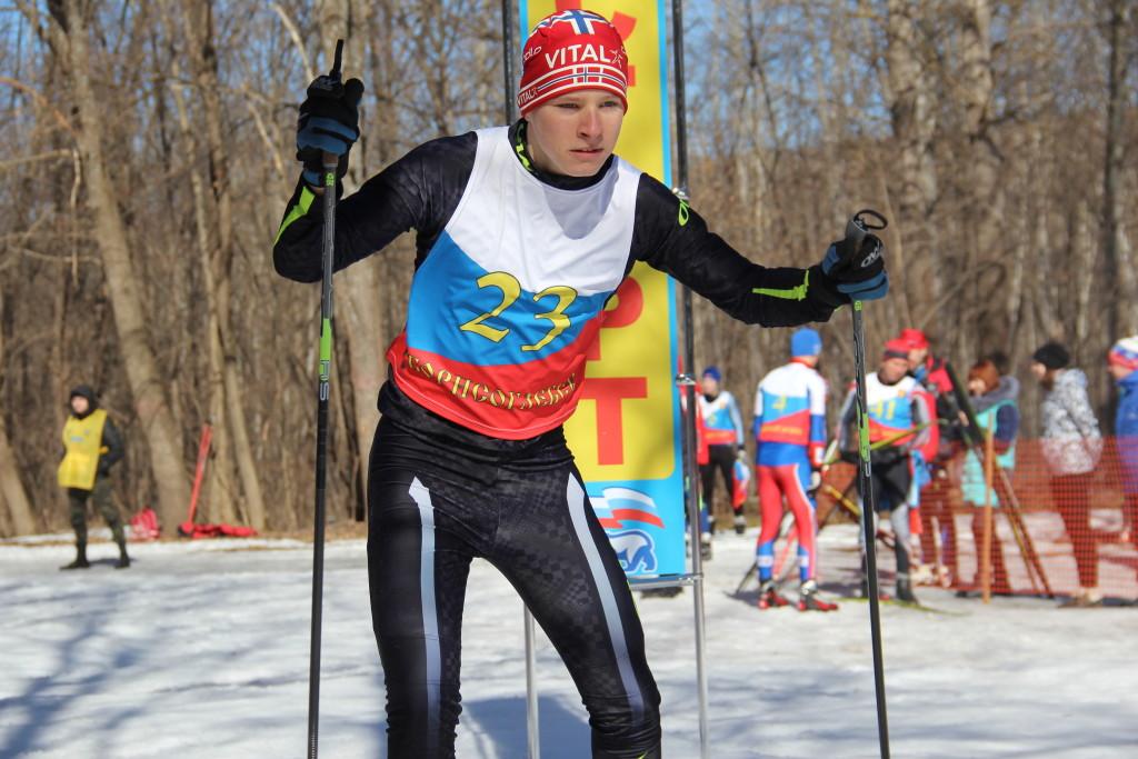 Лыжи Закрытие сезона 025