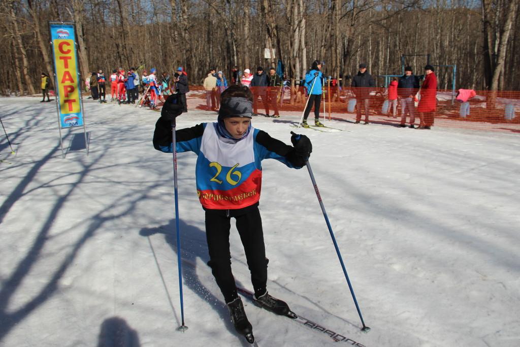 Лыжи Закрытие сезона 039