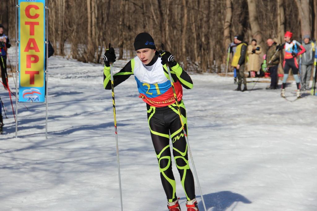 Лыжи Закрытие сезона 067