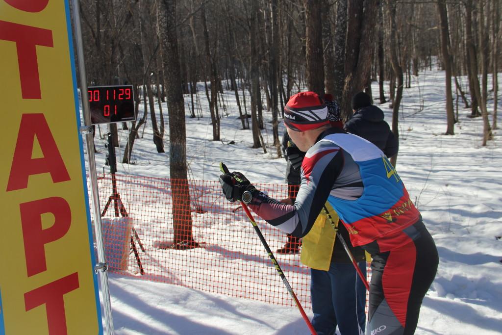 Лыжи Закрытие сезона 085
