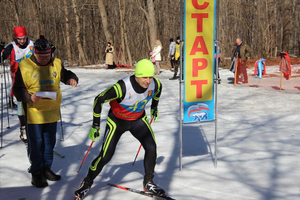 Лыжи Закрытие сезона 089