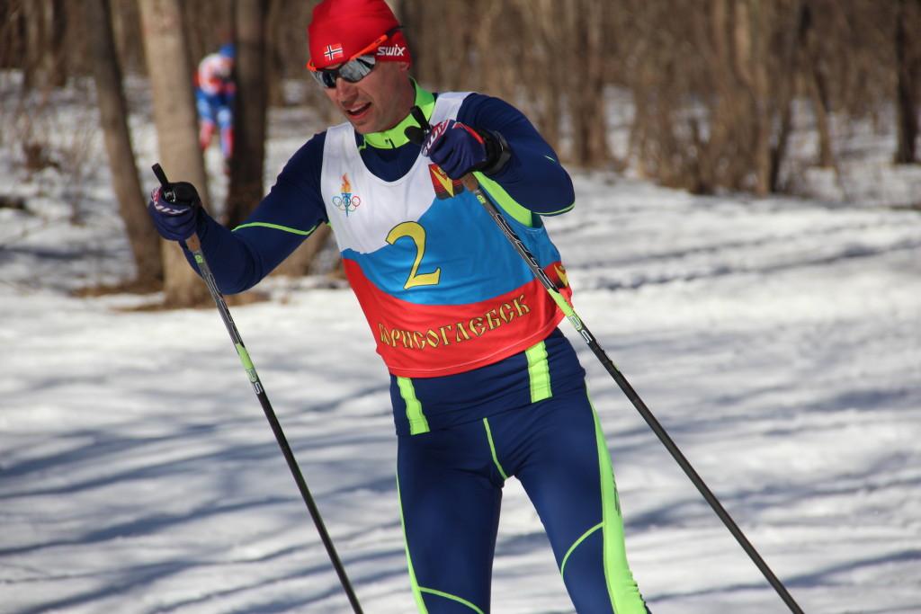 Лыжи Закрытие сезона 130