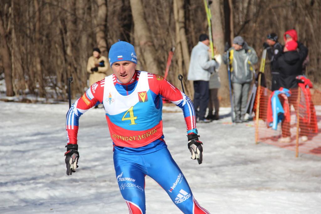 Лыжи Закрытие сезона 135