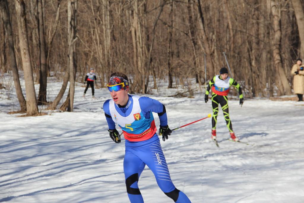 Лыжи Закрытие сезона 139