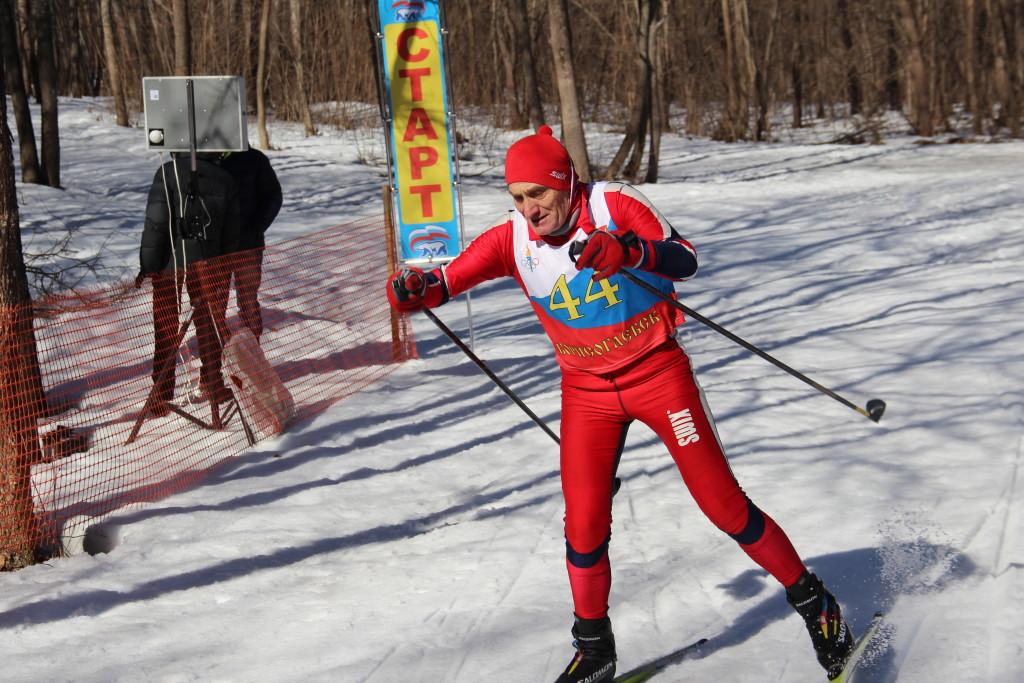 Лыжи Закрытие сезона 168