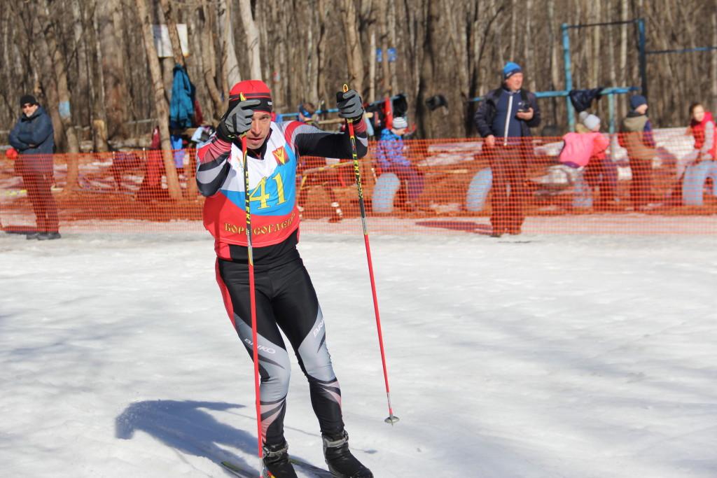 Лыжи Закрытие сезона 186