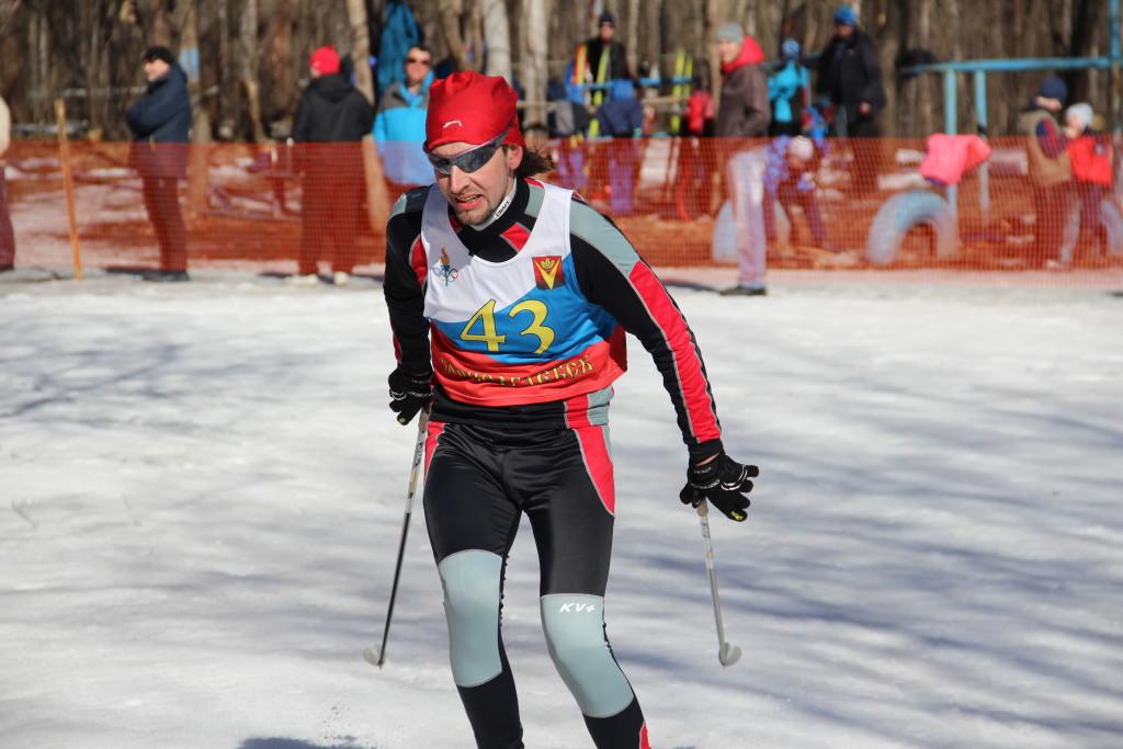 Лыжи Закрытие сезона 203