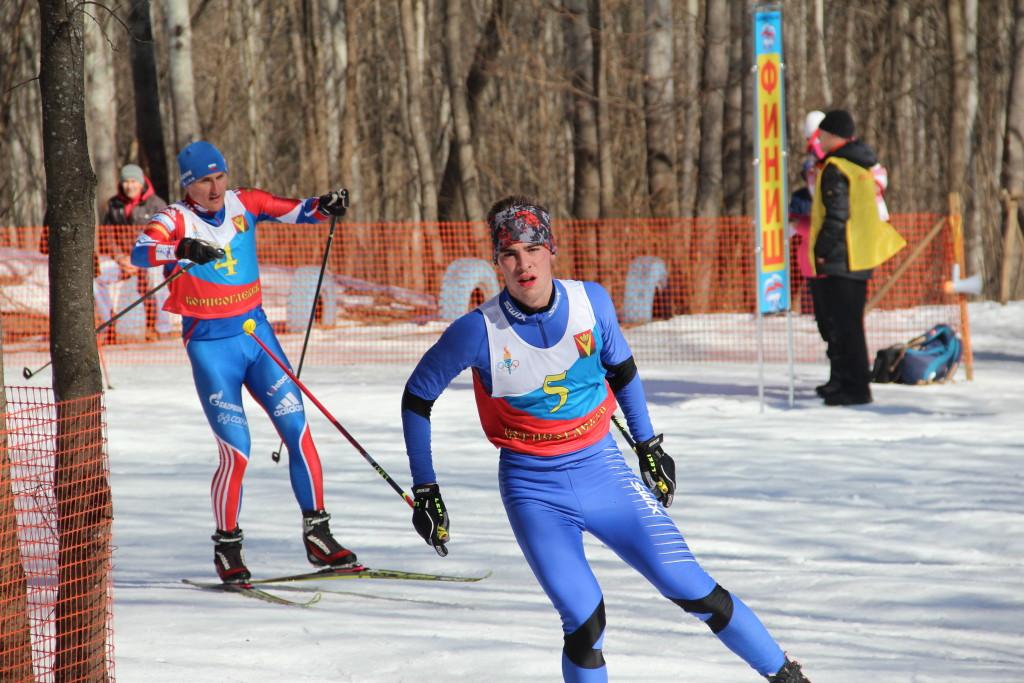Лыжи Закрытие сезона 207