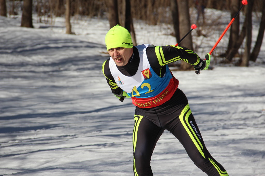Лыжи Закрытие сезона 241