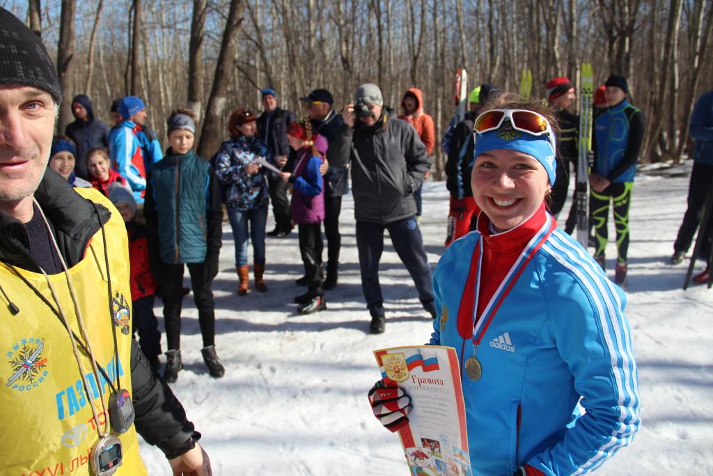 Лыжи Закрытие сезона 267