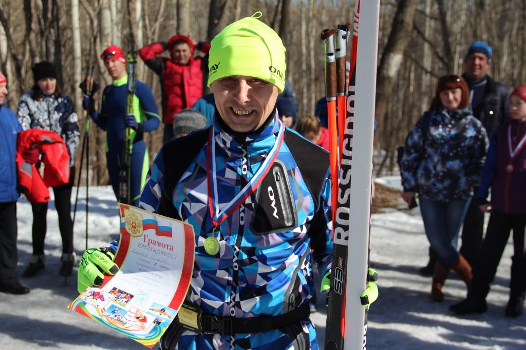 Лыжи Закрытие сезона 278