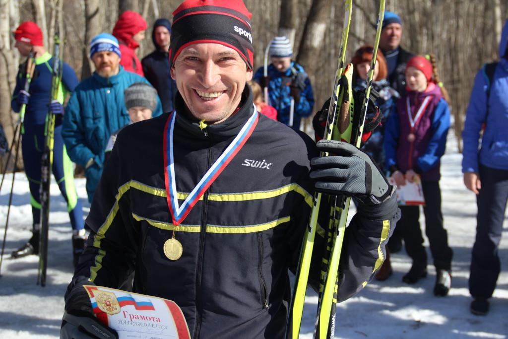 Лыжи Закрытие сезона 283