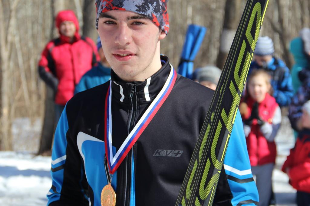 Лыжи Закрытие сезона 290