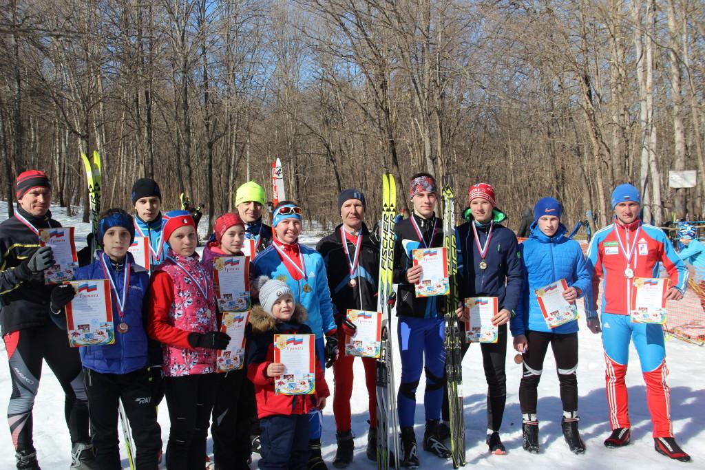 Лыжи Закрытие сезона 297