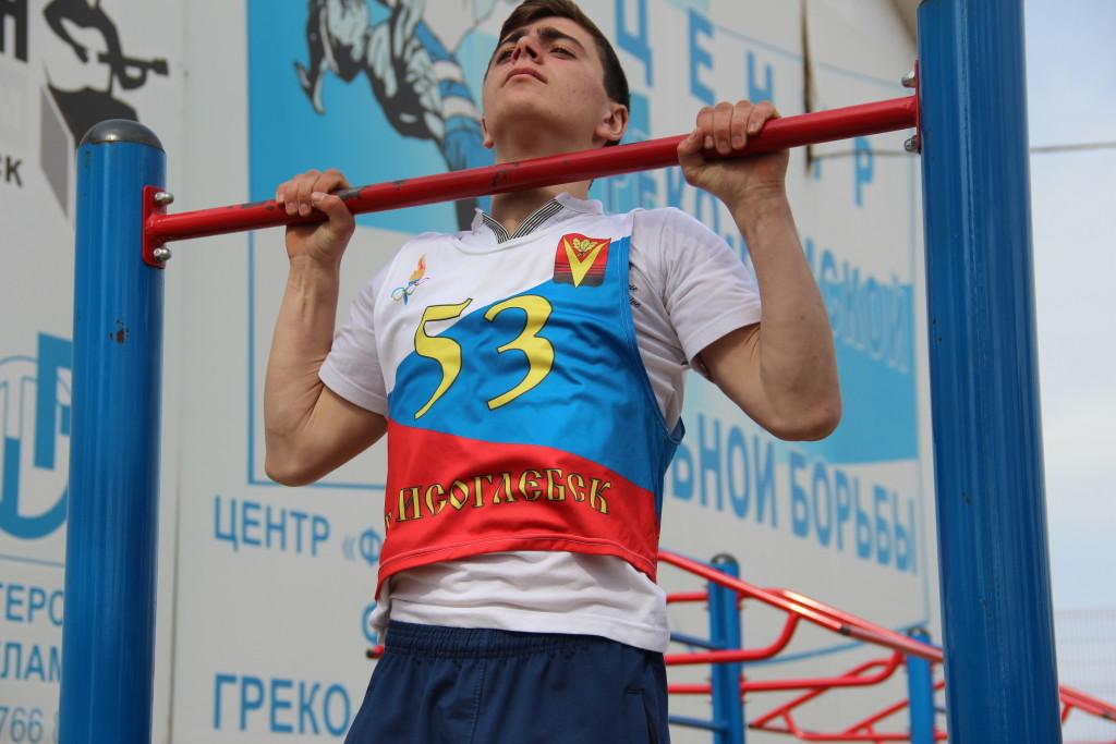 ГТО зонал соревнован 191