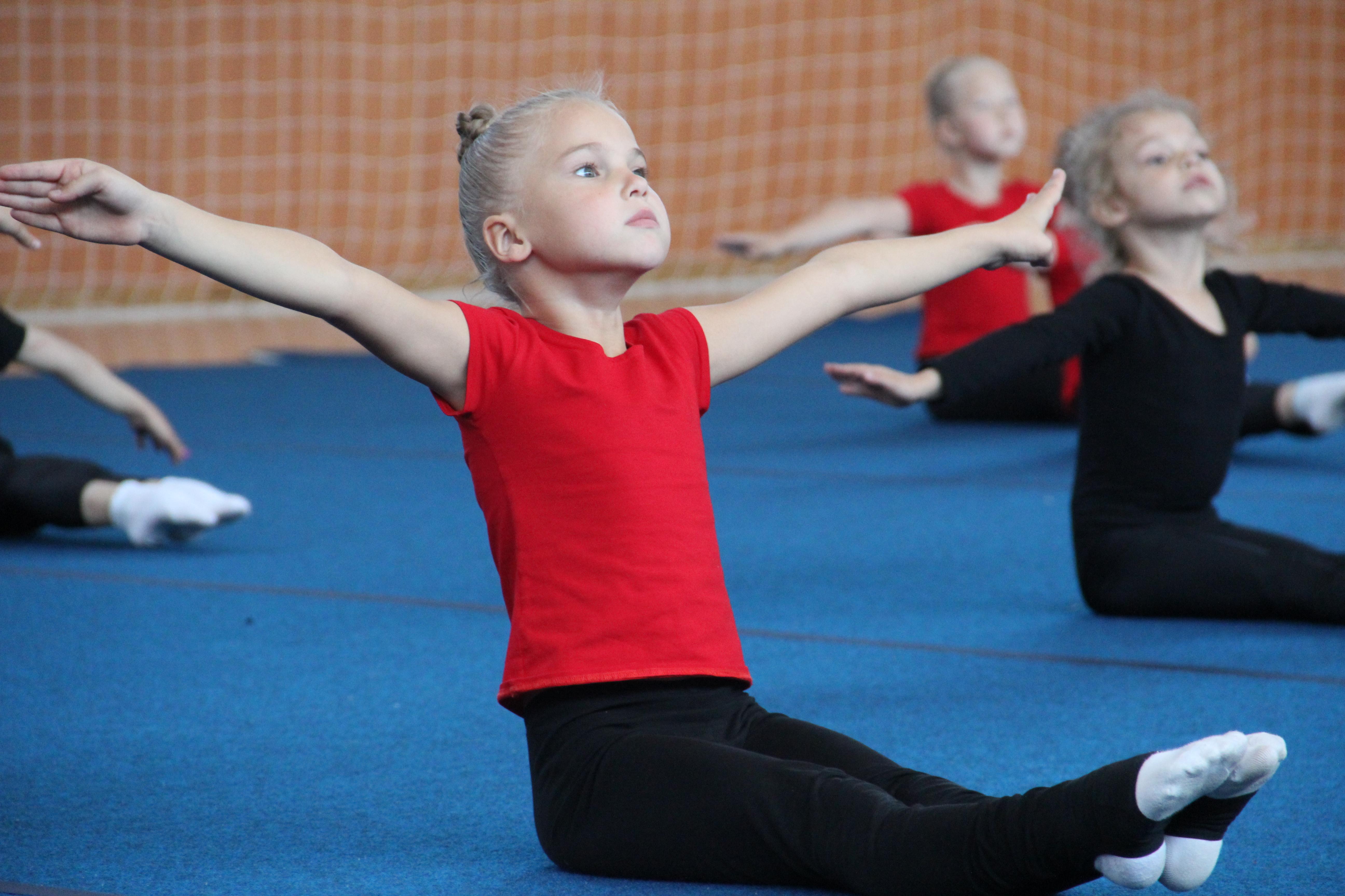 гимнастика для взрослых в воронеже