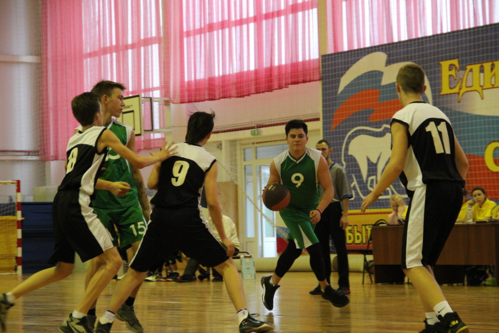 ФОТО Баскетбол Первенство ВО 026