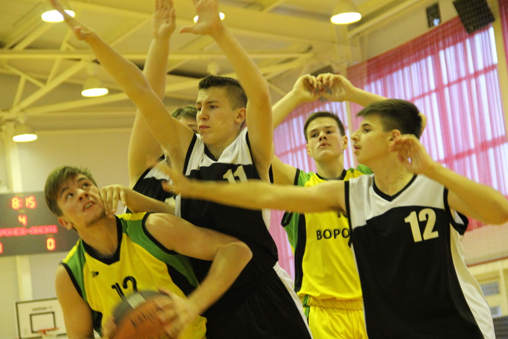ФОТО Баскетбол Первенство ВО 094