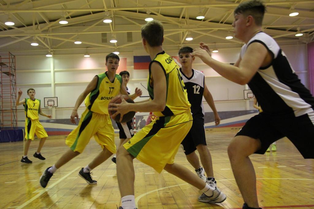 ФОТО Баскетбол Первенство ВО 099