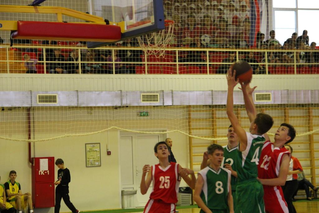 ФОТО Баскетбол Первенство ВО 126