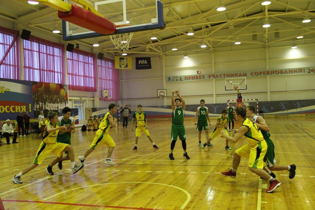 ФОТО Баскетбол Первенство ВО 170