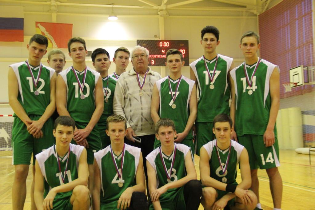 ФОТО Баскетбол Первенство ВО 186