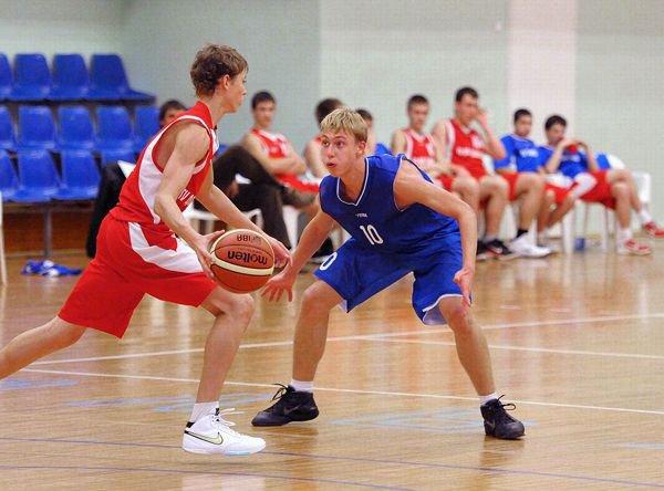 баскетбол в эртиле
