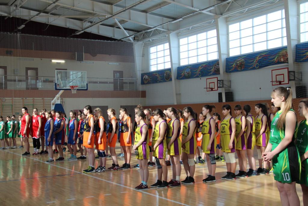 Баскетбол турнир дев. ФОТО 007
