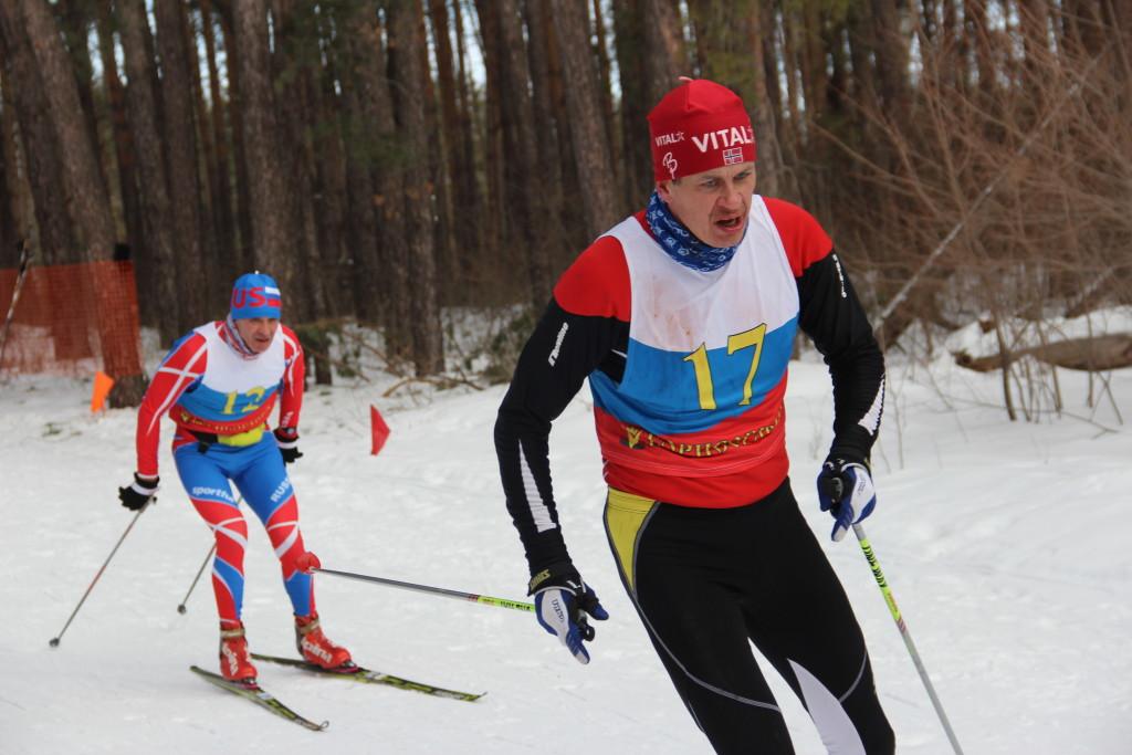 Лыжи БГО 092