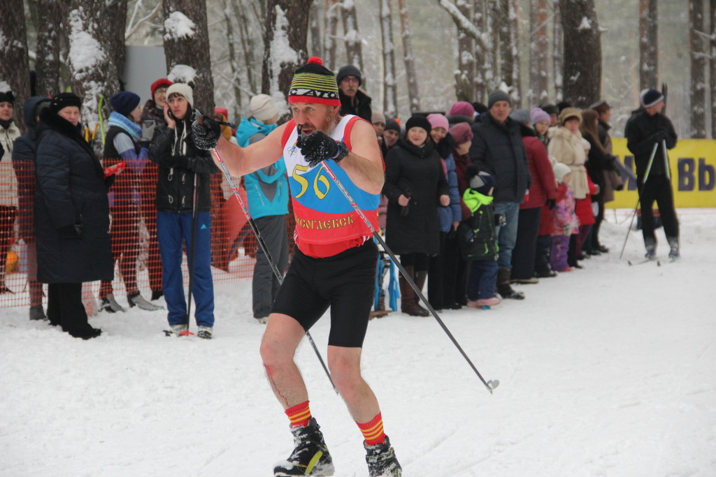 Лыжи.Кубок АО Борхиммаш2018 г. 156
