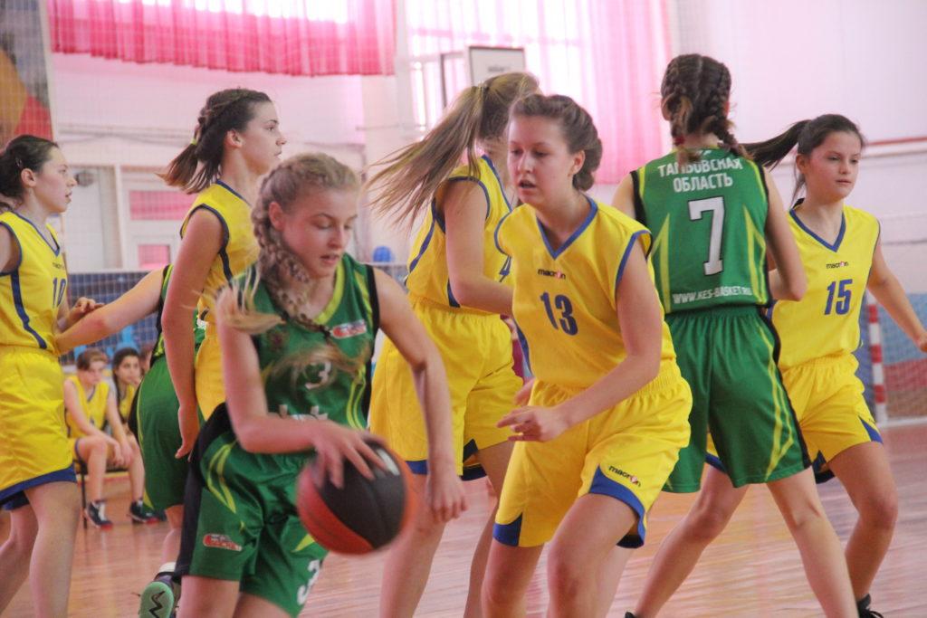 66ecc56d Так, в течение 2-х дней – 16-17 февраля в ФОК «Юность» прошел  Межмуниципальный турнир по баскетболу среди девушек 2004-2005 гг. р.